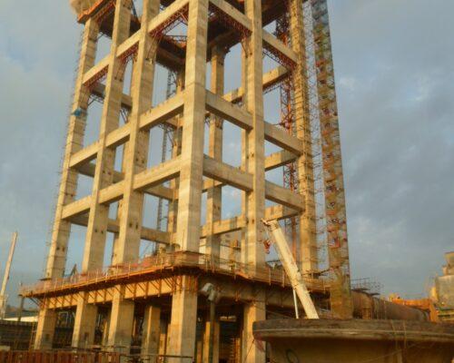 Torre de Pre calcinação - CSN - AQUASOLIS 02