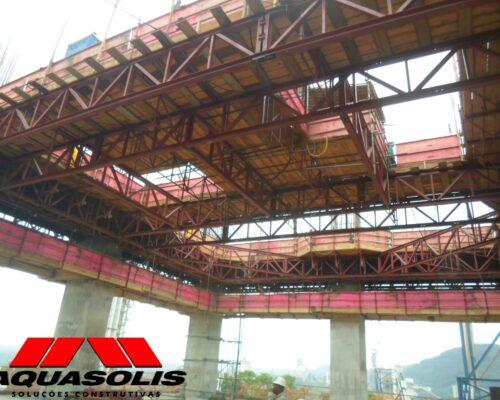 Torre de Pre calcinação - CSN - AQUASOLIS 03