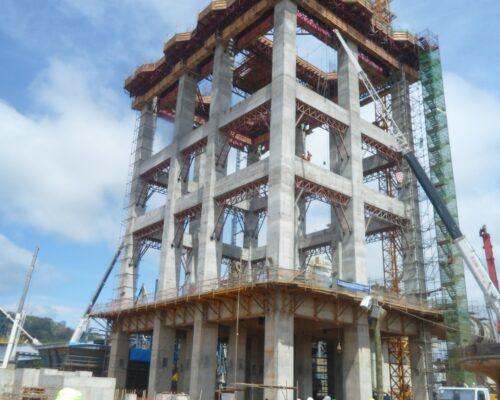 Torre de Pre calcinação - CSN - AQUASOLIS