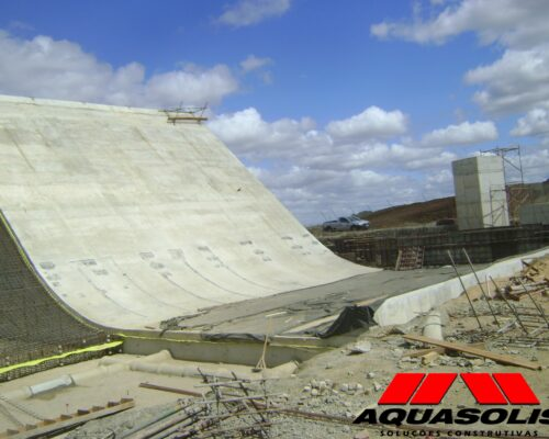 Consórcio Águas do São Francisco - CASF - AQUASOLIS - Superfícies Inclinadas 08