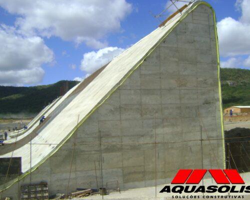 Consórcio Águas do São Francisco - CASF - AQUASOLIS - Superfícies Inclinadas 09