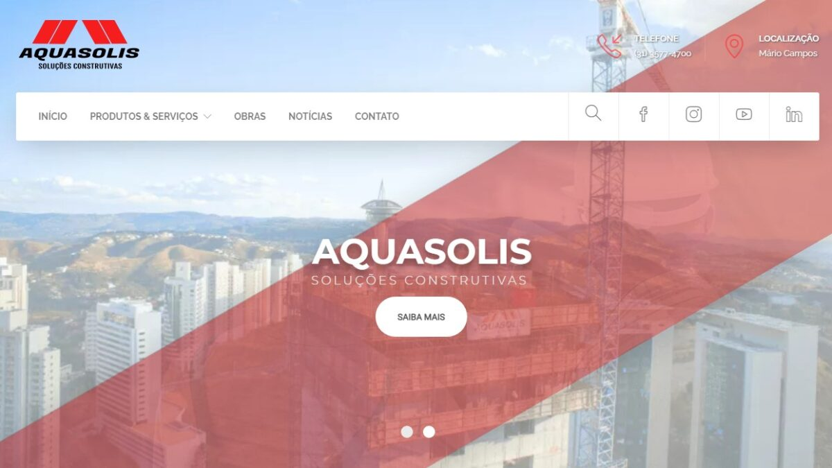 Home Page Aquasolis