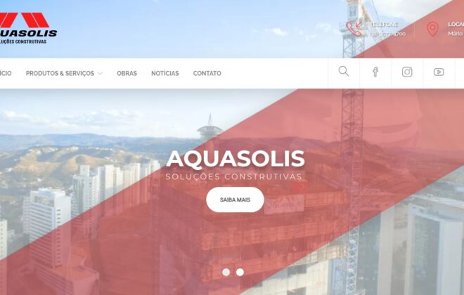 Home Page Aquasolis